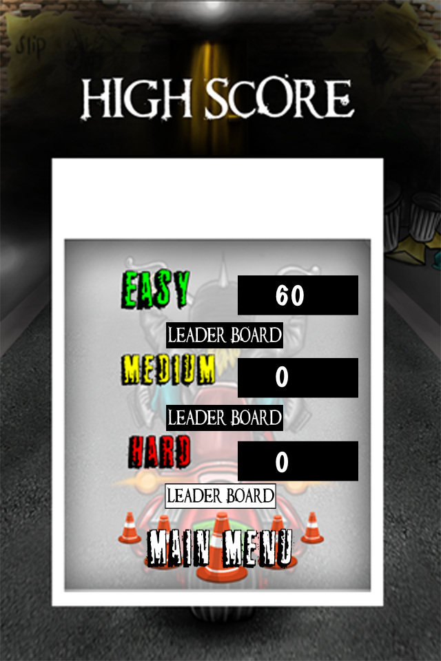 Screenshot iStreet Ride Game HD